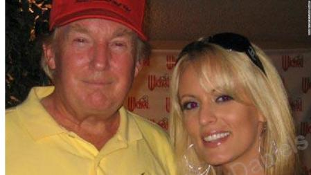 trump and stormy