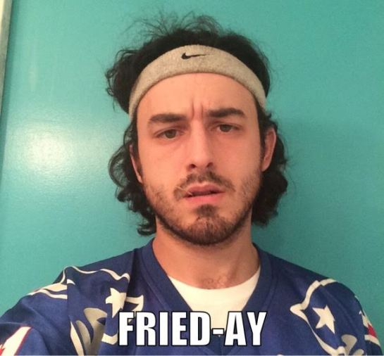 Question 1, Fried-Ay: Stay Put Drills, Question 1, and mid90s