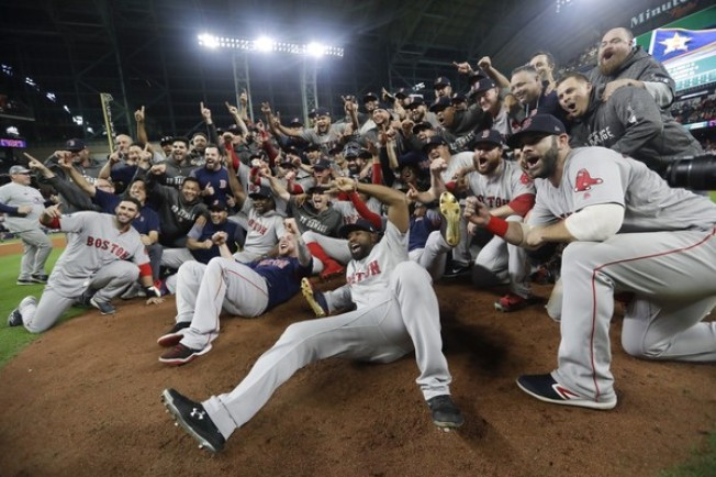 , Tweets I Didn't Tweet: Red Sox/Astros ALCS Game 5